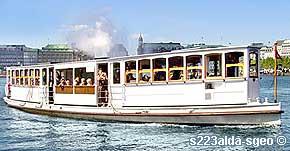 Hochzeit schiff elbe